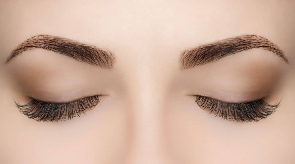Permanent Make-up Powder Brows